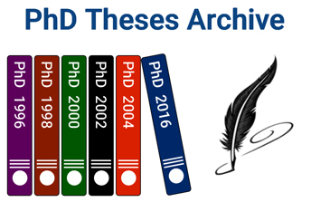 PhD theses archive